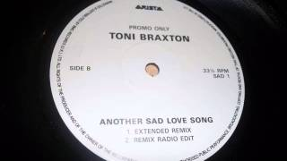 RTQ Toni Braxton - Another sad love song (Extended remix) RTQ