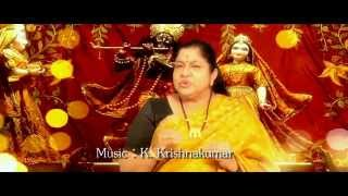 KURAI ONDRUM ILLAI | K S CHITHRA | MY TRIBUTE | HD VIDEO