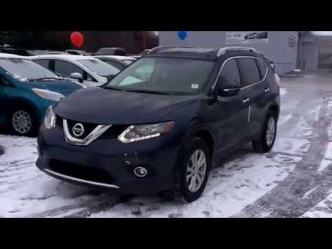 Meg's 2015 Nissan Rogue SV