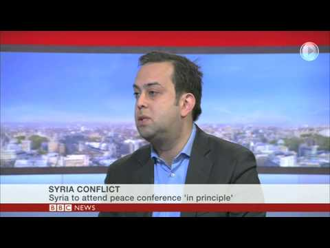 26 May 2013, BBC World Interview with Barak Seener on Lebanon and Syria Crisis