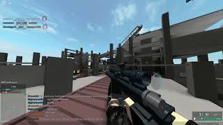 Jogando Roblox: Phantom Forces o Battlefield para roblox