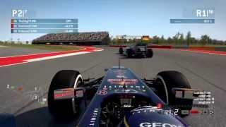 F1-WM| Austin| Saison Rennen Nr.19
