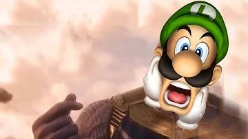 Luigi  (The Box Luigi Super Mario Roddy Rich Parody)
