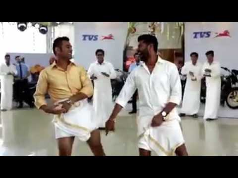 Behindscreen - MS Dhoni Epic funny ad...