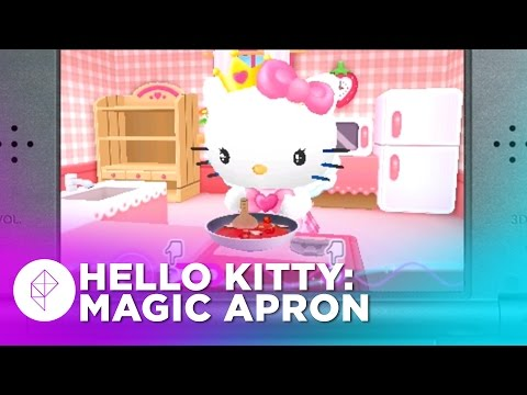 Nick And Griffin Play: Hello Kitty's Magic Apron