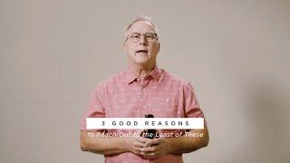 3 Good Reasons   Pastor Dan Anderson   Zion Church 2021