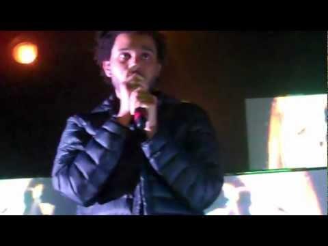 The Weeknd LIVE - Loft Music - House of Blues Boston 10-22-12