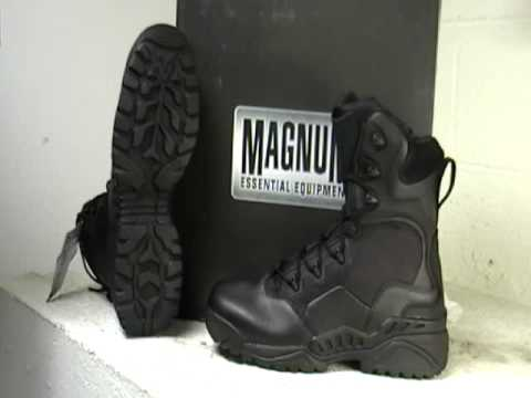 Magnum Spider 81 Urban Tactical Boot Youtube