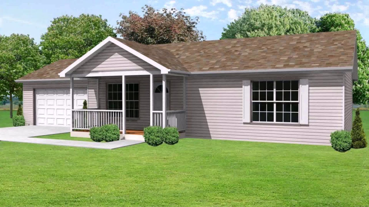 House Plans For Small Energy Efficient Homes