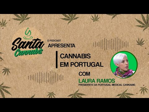 A Cannabis Medicinal em Portugal - com Laura Ramos [Podcast 003]
