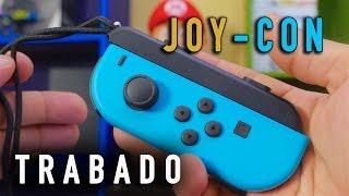 Cómo destrabar  el Joy-Con del strap o correa | JOY-CON  TRABADO / ATASCADO |  Nintendo Switch
