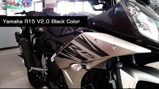 Yamaha R15 Version 2.0 New Model Invincible Black colour | India