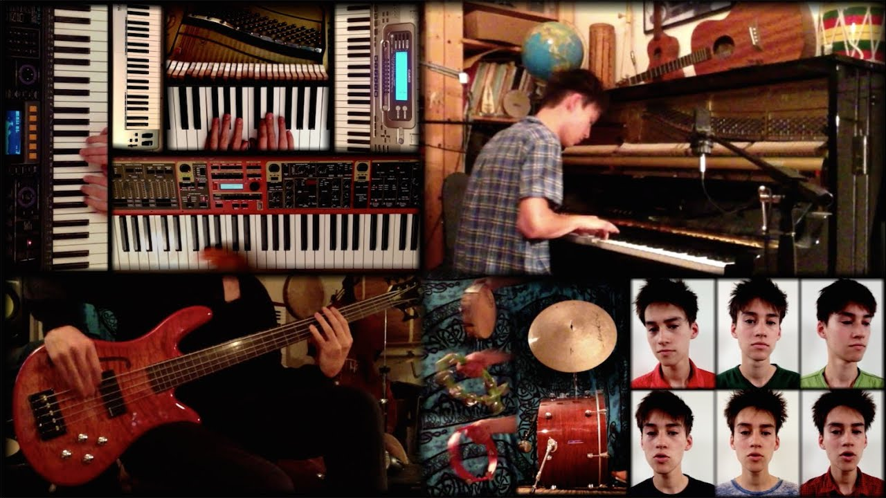 Fascinating Rhythm | Jacob Collier