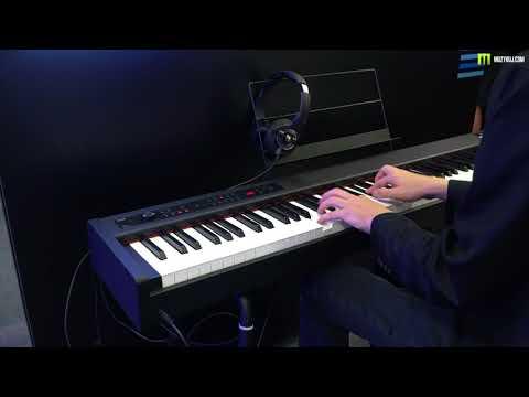 KORG D1 Messe 2018 Muzykuj