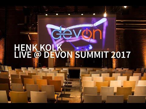 Henk Kolk - The last agile mile @ DevOn Summit 2017