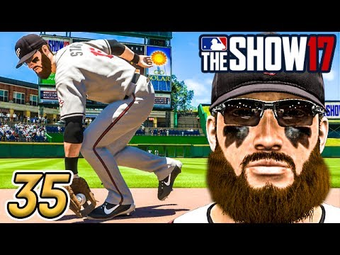 SHOULD STARKS REQUEST A TRADE?? - MLB The Show 17 Road to the Show Ep.35