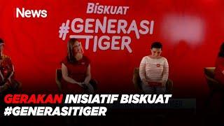 Gerakan Inisiatif Biskuat #GenerasiTiger #iNewsPagi 28/09