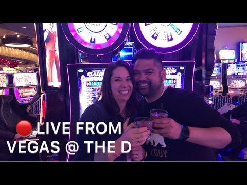 🔴 Live from The D Vegas