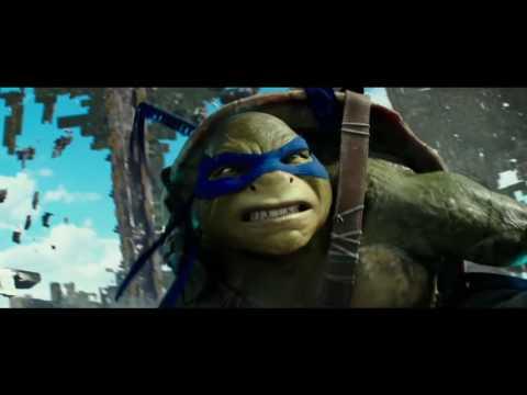 Teenage Mutant Ninja Turtles 2 German Trailer - Deutsche Kino Trailer von TrailerZone.de