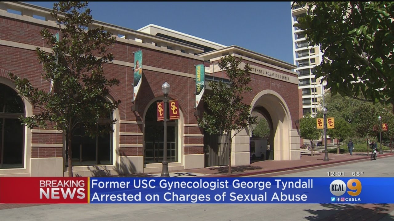 Former USC Gynecologist George Tyndall Arrested On Sexual Abuse Charges