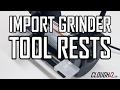 Bench Grinder Toolrests