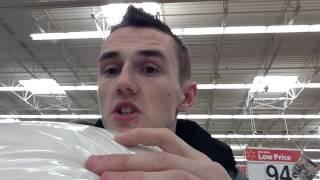 Walmart Zombie Apocalypse *Lazy Vlog*
