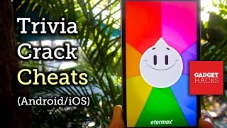 3 Ways to Cheat in Trivia Crack - Android & iOS [How-To]