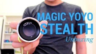 Magic Yoyo Stealth Unboxing