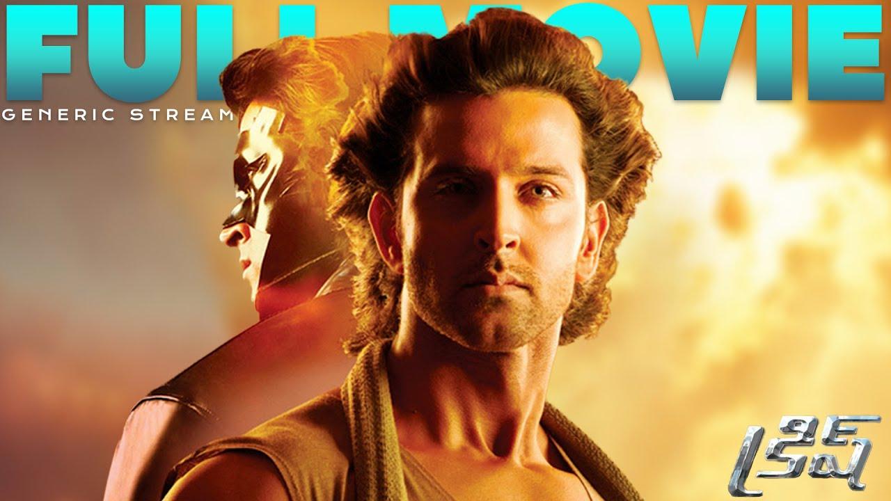 Download Krrish Full Movie | Telugu | Hrithik Roshan | Priyanka Chopra | Rakesh Roshan | GenericStream