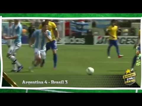 Fantasías en el Fútbol - Selección Argentina (era Sabella)