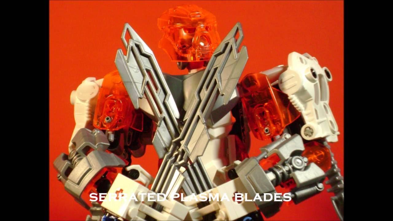 Lego Bionicle Moc Spotlight1 Ceria Toa Of Plasma Stop Motion 2016