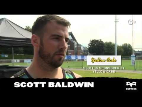 Osprey TV in Belgium: Scott Baldwin interview