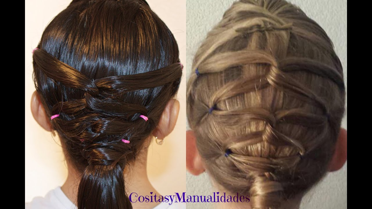 Elsa's Coronation Hairstyle Disney's FROZEN | Pretty Hair