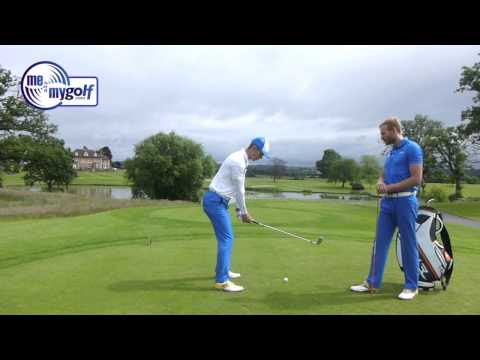 Perfect Backswing Plane Drill
