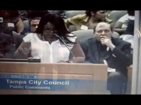 Tampa City Council 9-3-2015