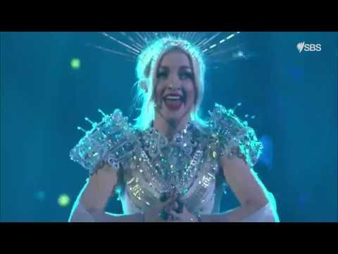 Kate Miller-Heidke 'Zero Gravity' | Australia Decides 2019 (FULL JURY SHOW PERFORMANCE)