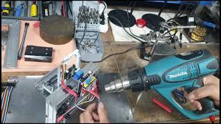 [DIY mini CNC]아두이노CNC쉴드 스텝모터결선…