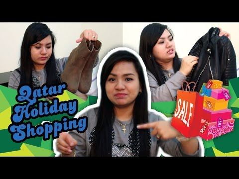 Qatar Holiday 2016 Shopping + Vlog | GraciaBonita 💋