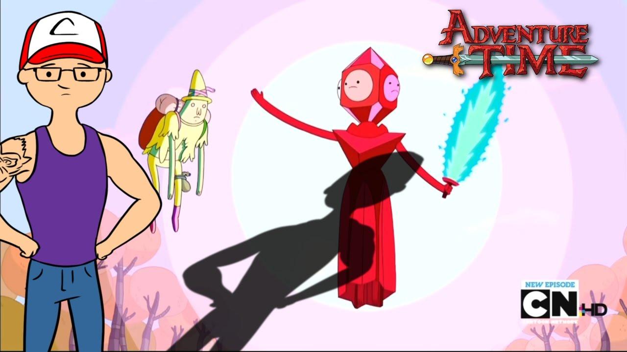Adventure Time Explained Grob Gob Glob Grod Gggg Youtube