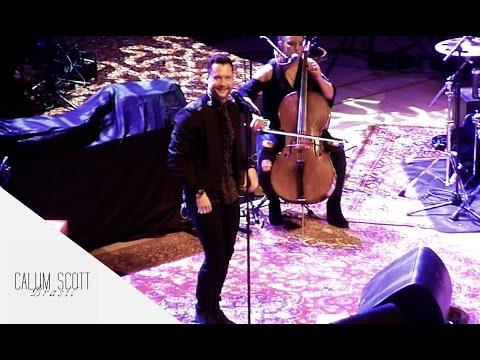 Calum Scott - Rhythm Inside (Next Single) Live @ Waterfront Hall, Belfast