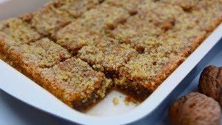 Baklava kolač (sočan kolač sa orasima)