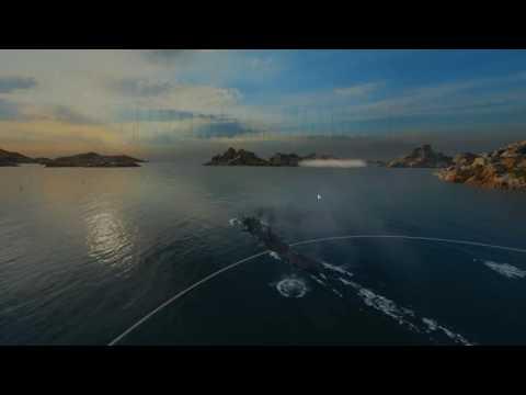HMAS Perth, World of Warships
