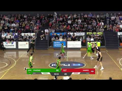 NBL Pre-Season | South East Melbourne Phoenix Vs Illawarra Hawks