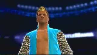 WWE 2K14 - Chris Jericho Entrance (Saliva - King of My World)