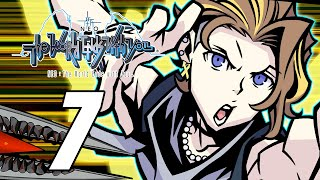 NEO: The World Ends with You - Gameplay Walkthrough Part 7 - Urban Legends (PS5)