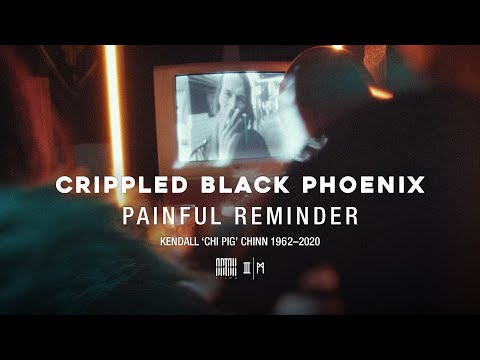 Crippled Black Phoenix - Painful Reminder (official music video) 2021