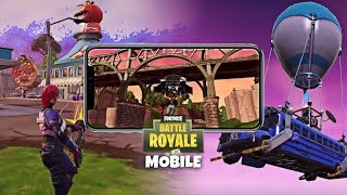 FORTNITE MOBILE BUG ON IPHONE 5,5s