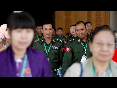 Myanmar vor dem Machtwechsel