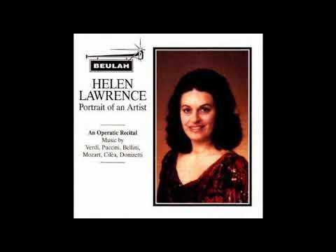 Vissi d'arte   Helen Lawrence