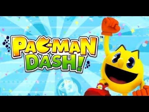 PAC MAN DASH! IPad App Review - CrazyMikesapps